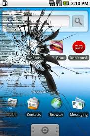 cracked screen apk download for android