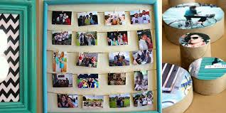 frame ideas 31 cool and crafty diy picture frames