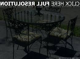 patio furniture wrought iron dining sets furniture warehouse santa