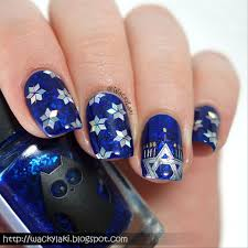 hanukkah nail these gorgeous hanukkah nail designs are far from schlocky vh1 news