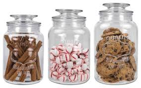 contemporary kitchen canisters home basics 3 canister set with lid contemporary kitchen