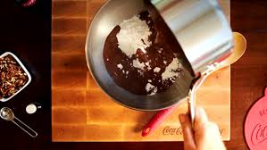 coca cola cake recipe the coca cola company