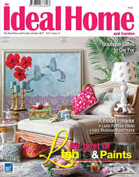 the ideal home and garden india october 2017 free pdf magazine