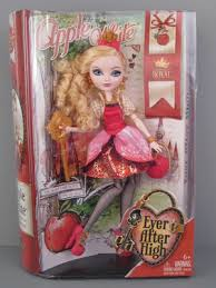 Ever After High Apple White Doll Ever After High