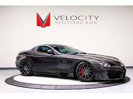 mansory cars for sale 2008 mercedes benz slr mclaren mansory pkg for sale in nashville