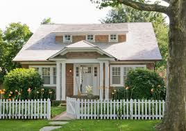 cottage house exterior htons cottage traditional exterior new york by wettling