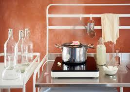 Ikea Cucine Piccole by Una Mini Cucina Economica Il Design Quotidiano