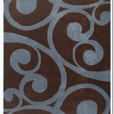 Brown And Blue Rug Pretty Inspiration Blue And Brown Rug Perfect Design Small Cievi