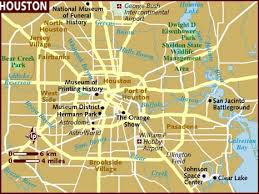 houston map jersey map of houston