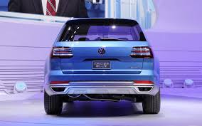volkswagen crossblue report volkswagen crossblue suv to be built in tennessee or