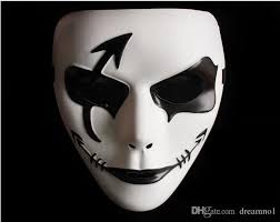 cool masks 2016 new trot ghost mask painted party masks hip