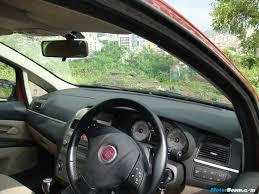 Fiat Linea Interior Images Fiat Linea 1 4 Petrol Test Drive Review