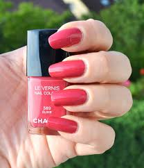 chanel le vernis 589 elixir from superstition fall 2013