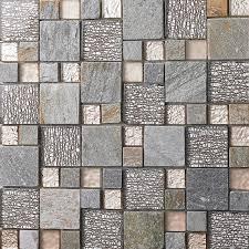 tile borders for kitchen backsplash square glass mixed stone mosaic tiles for kitchen backsplash tile