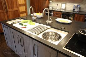 Kitchen Design Sink The Galley Sink Woodmaster Kitchens
