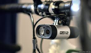 fly bike light camera video cycliq fly 12 prototype bike camera and light in action