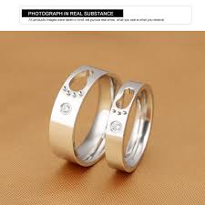 baby name rings images Online shop aziz bekkaoui diy engrave name couple rings baby feet jpg