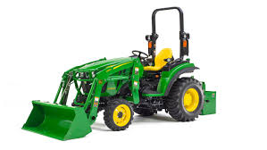 2 family compact utility tractors 2025r john deere us