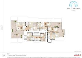 floor plans paragon on veron