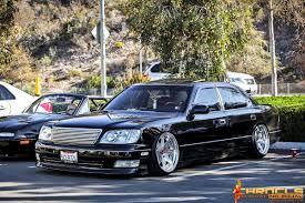 lexus ls400 wheels for sale ca fs 1998 lexus ls400 blk blk vip stance 12k obo clublexus