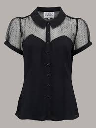 vintage blouse florance blouse vintage clothing