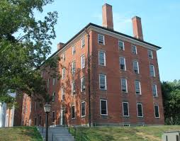 amherst college south college amherst college 1821 historic buildings of