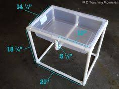 diy sand and water table pvc pvc pipe kid projects woohome 18 pvc copper pipes pinterest