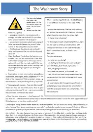 a funny tense review story reading comprehension and speaking