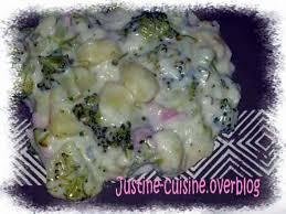 cuisine brocolis recette de gratin de brocolis au roquefort