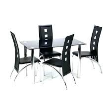 black glass table top black glass round table lesdonheures com