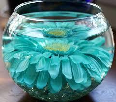 Fish Bowl Decorations Fish Bowl Decorations For Weddings Wedding Crafts Fishbowl Flower