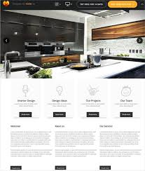 Interior Design Website Templates Free  Premium Templates - Interior design ideas website