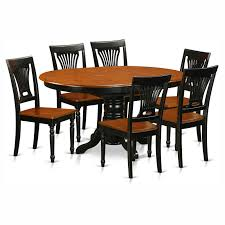 american drew cherry grove 45th 7 pc oval dining table set