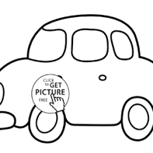 easy coloring pages cars archives mente beta complete