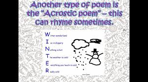 Halloween Acrostic Poems Poetry In The Esl Classroom Free Ppt Download Mrs Baia U0027s