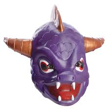 Spyro Dragon Halloween Costume Spyro Dragon Skylanders Costume Mask 282270 Halloween Mask