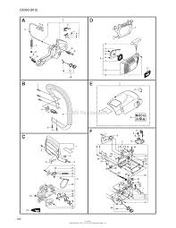 red max g5300 10 08 serial no none date 10 08 parts diagram for