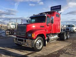 mack trucks for sale 2017 mack chu613 sleeper truck for sale missoula mt