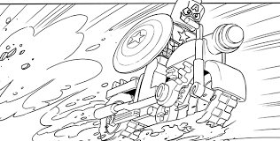 easy lego marvel coloring pages 4674 lego marvel coloring pages