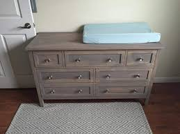 Dresser As Changing Table White Marshall S Dresser Changing Table Diy Projects