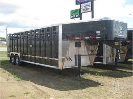 cattle trailer lighted sign marketbook ca livestock trailers for sale 245 listings page 1