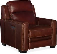hooker furniture living room lincoln power recliner with power