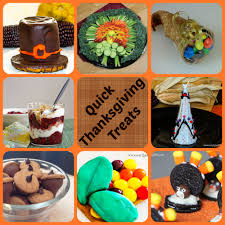 thanksgiving treats 8 quick thanksgiving treats anyone can make