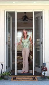 Storm Doors For Patio Doors Retractable Screen Door Reviews Retractable Screen Door Screens