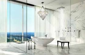 Dream Bathroom Designs With BuiltIn Fireplaces - Dream bathroom designs