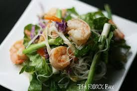 asian shrimp rice noodle salad bento 103 u2014 the roxx box