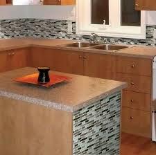 Amazoncom Peel  Impress  X  Adhesive Vinyl Wall Tiles - Vinyl backsplash tiles