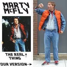 marty mcfly costume 2013 diy costumes part 4 garment district