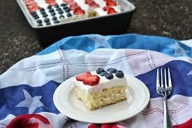 Dessert Flags Chorific Flag Cake Little Bitty Bakes