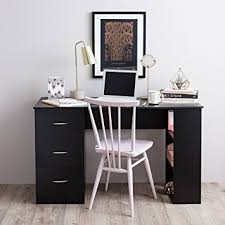 laura computer desk with hutch laura james computer desk 3 drawers 3 shelves home office